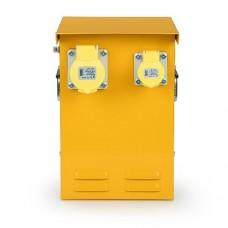 3kVA Metal Heater Transformer 110V 16A / 32A