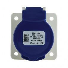230V Panel Socket 16A