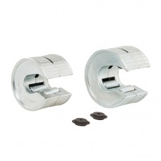 Rotary Copper Pipe Cutter Set 4 pieces 4 pieces Set 15 & 22mm