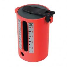 Flow Measure Cup 2.5 - 22Ltr / 1/2 - 5 Gallons