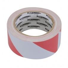 Hazard Tape 50mm x 33m Red/White