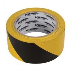 Hazard Tape 50mm x 33m Black/Yellow