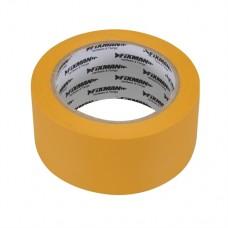 Builders Tape 50mm x 33m Yellow