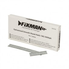 Galvanised Smooth Shank Nails 18G 5000pk 10 x 1.25mm