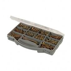 Goldstar Countersink Screws Pack 780 pieces