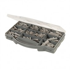 Wall Plugs Pack 330 pieces