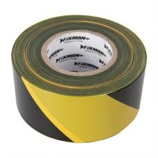 Barrier Tape 70mm x 500m Yellow/Black