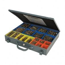 Goldstar Countersink Screws Pack 3400 pieces