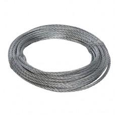 Galvanised Wire Rope 6mm x 10m