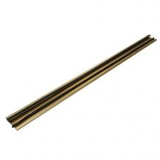 Slimline Door Threshold 914mm Gold