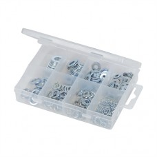 Steel Washers Pack 210 pieces