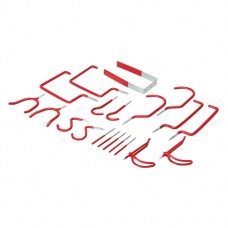 Assorted Storage Hooks Pack 20 pieces