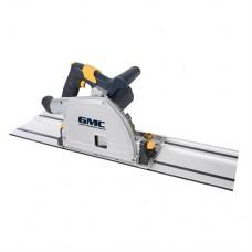 1400W 165mm Plunge Saw & Track Kit GTS165 UK