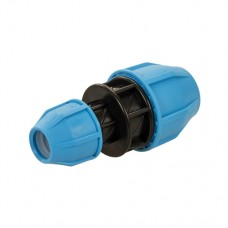 MDPE Reducing Coupler 32 x 20mm