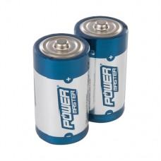 C-Type Super Alkaline Battery LR14 2pk (2pk)