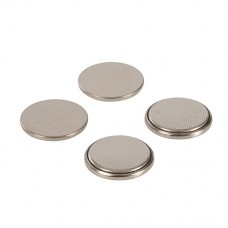 Lithium Button Cell Battery CR2025 4pk (CR2025)