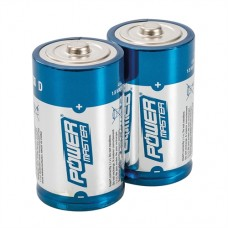 D-Type Super Alkaline Battery LR20 2pk (2pk)