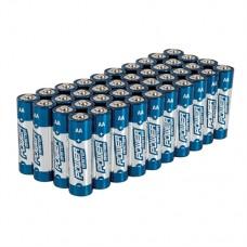 AA Super Alkaline Battery LR6 40pk (40pk)