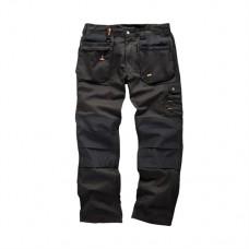 Worker Plus Trouser Black 34L