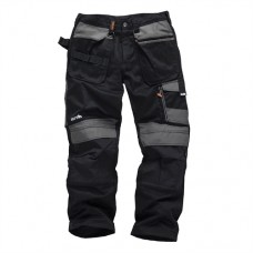 3D Trade Trouser Black 30R