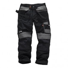 3D Trade Trouser Black 36L