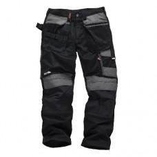 3D Trade Trouser Black 28S