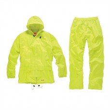 2-Piece Waterproof Suit Yellow L