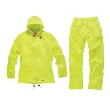 2-Piece Waterproof Suit Yellow XL