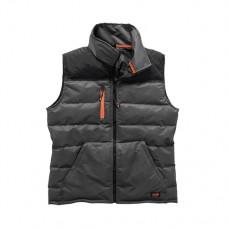 Worker Body Warmer Charcoal XL