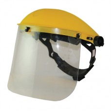 Polycarbonate Face Shield Flip-Up