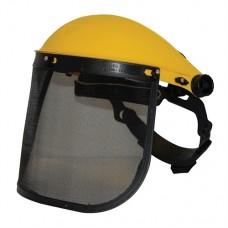 Mesh Face Shield Flip-Up