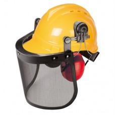 Forestry Helmet SNR=21dB