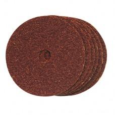 Fibre Discs 100 x 16mm 10pk 100mm 60 Grit