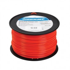 Heavy Duty Trimmer Line 2.4mm x 262m