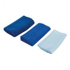 Microfibre Cloth Cleaning Set 3 pieces (3 pieces)
