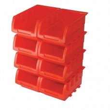 Stacking Boxes Set 8 pieces 165 x 105 x 75mm