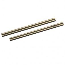 Tungsten Carbide Planer Blades 2pk 80 x 5.5 x 1.1mm