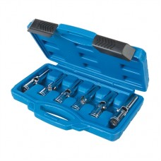 "Glow Plug & Spark Plug Socket Set 6 pieces 3/8"" / 8 - 16mm"