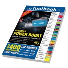 Toolbook List Price Catalogue A5 English