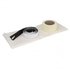 Zipped Doorway Dust Protector Kit 1.2 x 2.1m