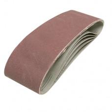 Sanding Belts 75 x 533mm 5pk 40 Grit
