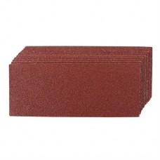 1/3 Sanding Sheets 10pk 60 Grit