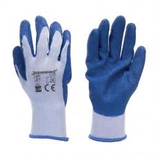 Latex Builders Gloves L 9