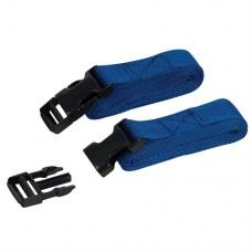 Clip Buckle Straps 2pk 2m x 25mm