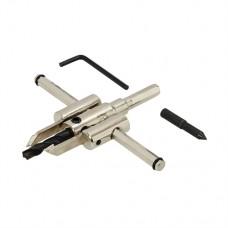 Adjustable Hole Cutter 30 - 120mm