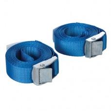 Cam Buckle Tie Down Strap 2.5m x 25mm 2pk (2.5m x 25mm)