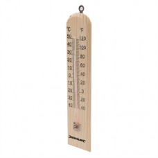 Wooden Thermometer -40 degrees; to +50 oC