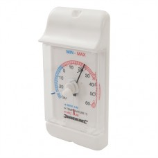 Min/Max Dial Thermometer -30 degrees; to +60 oC