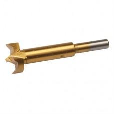 Titanium-Coated Forstner Bit 25mm