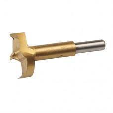 Titanium-Coated Forstner Bit 40mm